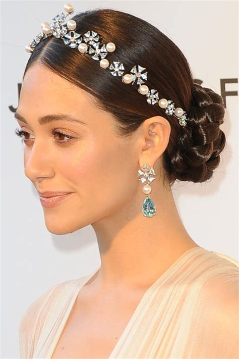 hairstyles with jeweled headband 35 braided buns re inventing the classic style