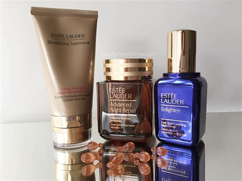 Skincare Estee Lauder best estee lauder products best in travel 2018