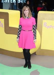 emma watson peppa pig kate garraway quot peppa pig the golden boots quot premiere in