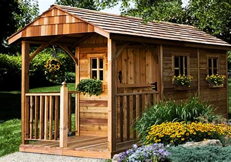 backyard sheds  santa rosa garden outdoor living today