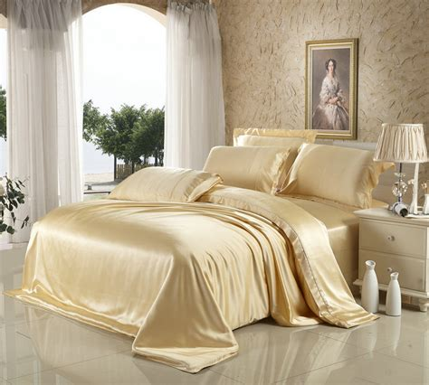 white silk bedding sets aliexpress buy 100 mulberry silk bedding 4 pieces