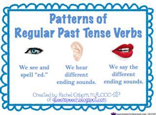 verb pattern hear patterns of past tense verbs the queen s speech