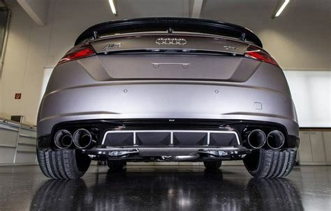 Audi Tt Tuning Guide by Audi Tt 2015 Nuovo Tuning By Abt Tuning Panoramauto