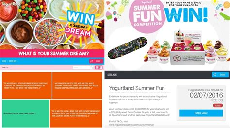 contest themes 5 great ideas to create a summer contest