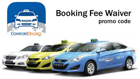 Comfort Taxis Booking Fee Waiver Promo Code On 26 Aug 2016
