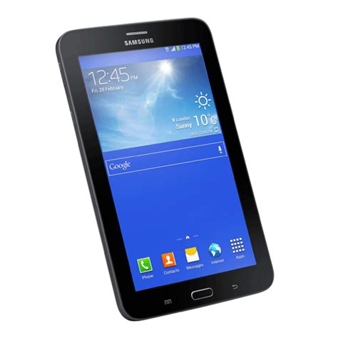 Hp Samsung Tab 3 Wifi samsung galaxy tab 3 lite wifi 7 0 8gb sm t110 black jakartanotebook