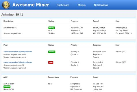 Bitcoin Cloud Mining V2 by Awesome Miner V2 1 New Update Forum Bitcoin Indonesia