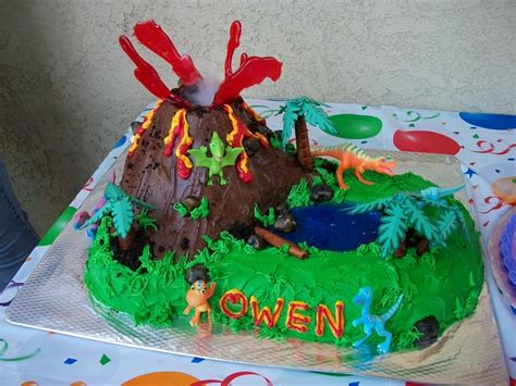 volcano cakes decoration ideas  birthday cakes