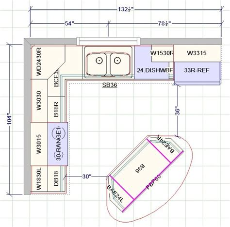 kitchen plan design 40 best images about odd angle kitchens on pinterest