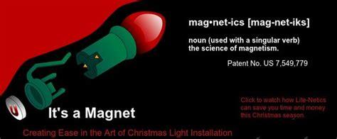 magnetic light for metal roof lighting how should i hang lights where i don