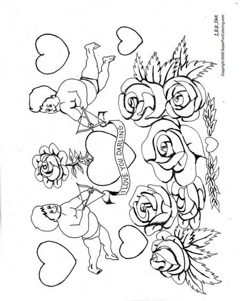 i love you pages for adults coloring pages