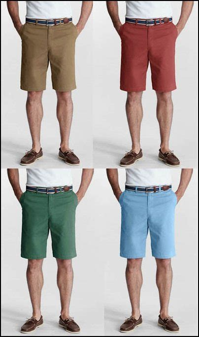 colored shorts how to wear shorts with style