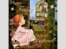 Cute Friday Blessings Quote Pictures, Photos, and Images ... Have A Blessed Weekend Quotes
