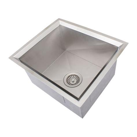 ticor stainless steel sinks ticor s208 undermount 16 gauge stainless steel kitchen