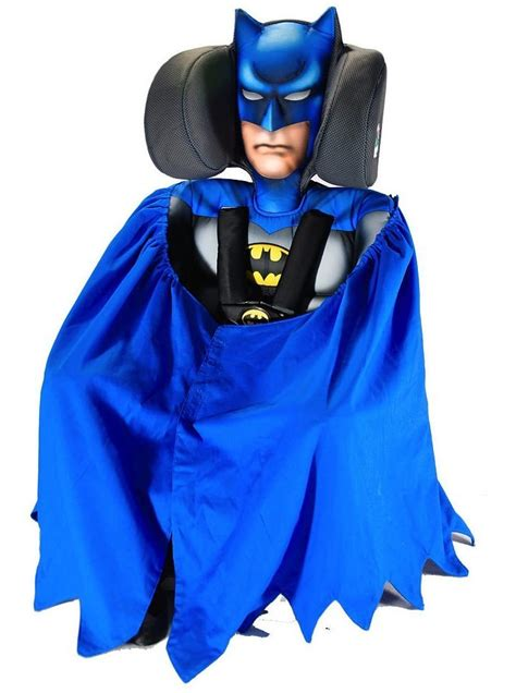 batman car seat reviews batman car seat with built in cape keeps toddlers warm and