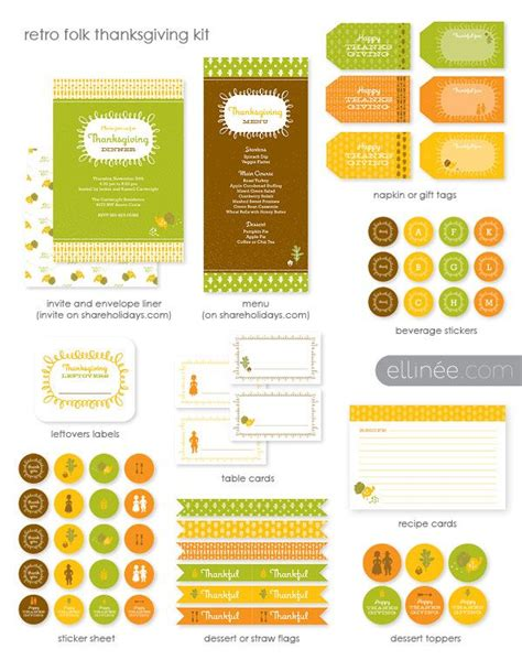 avery free thinkgiven card templates 70 best thanksgiving ideas images on place