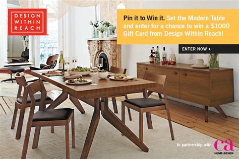 Design Within Reach Gift Card