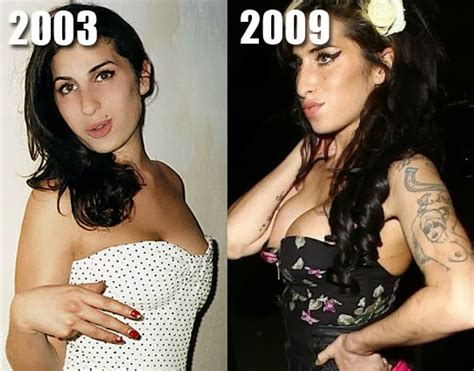 did amy carlson get plastic surgery did amy winehouse have plastic surgery before and after