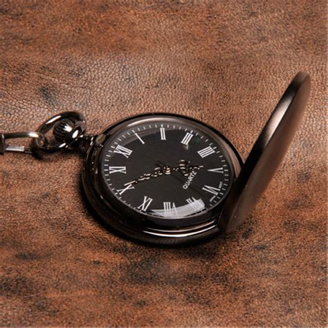 personalized gunmetal pocket 229722 watches at