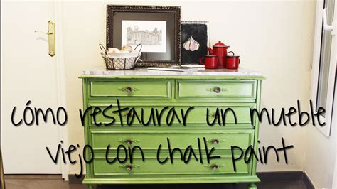 chalk paint sobre mueble lacado muebles antiguos restaurados en blanco finest