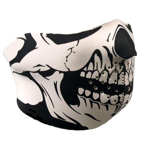Buff Masker Motif Harley Davidson trofeshop mask neoprene 1 2 mask skull