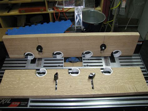 part router table hold downfeatherboard