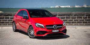 Mercedes Amg A45 2016 Mercedes Amg A45 Review Caradvice