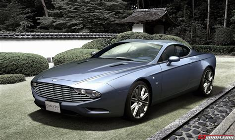 Are Aston Martins Cars Official Aston Martin Dbs Coupe Centennial Zagato Gtspirit