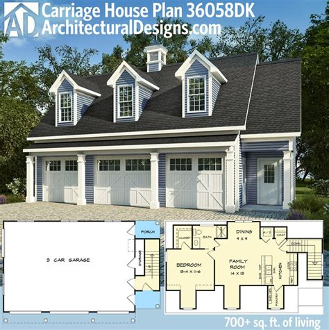 3 bedroom carriage house plans best 25 carriage house plans ideas on pinterest garage
