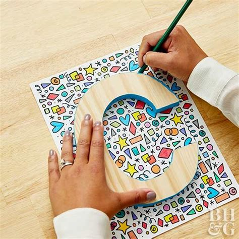 how to decoupage wooden letters best 25 decoupage letters ideas on name