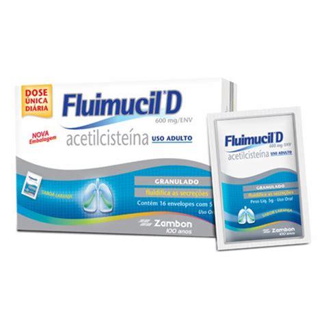Fluimucil 600 Mg fluimucil d 600mg c 16 env zambon netfarma