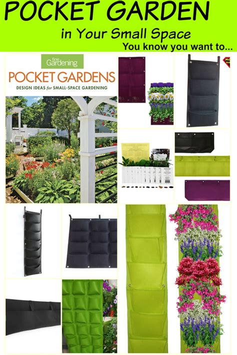 Vertical Garden Products Pocket Vertical Garden Planters Products