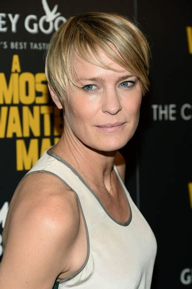 robin wright penns short hair robin wright short cut with bangs short hairstyles