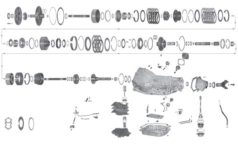 th400 transmission diagram exploded view of turbo hydramatic best free home