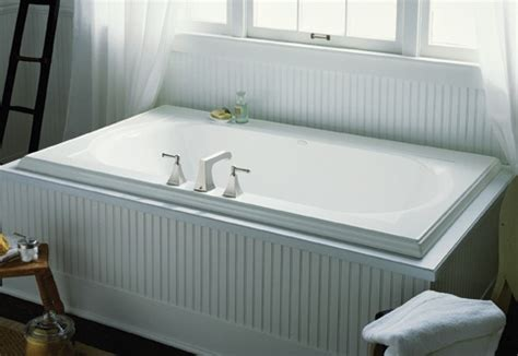 kohler bathtubs canada bathtub via kohler canada drop in bathtubs pinterest