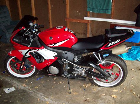 Yamha R 2004 2004 yamaha yzf r6 pics specs and information