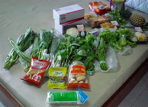 buy a cheap house in thailand what will 15 buy in groceries in thailand 2013 you might be surprised