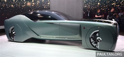 rolls royce vision rolls royce vision 100 the future of opulence image
