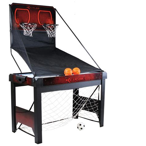Sports Table L redline fusion 3 in 1 arcade style sports table 293857 at sportsman s guide