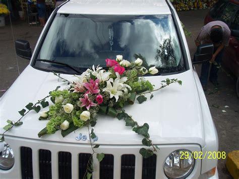 como decorar un carro para xv años arreglo de carro mary boutique floral