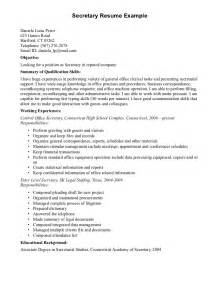Office Clerical Resume Sles by School Clerical Resume Sales Clerical Lewesmr