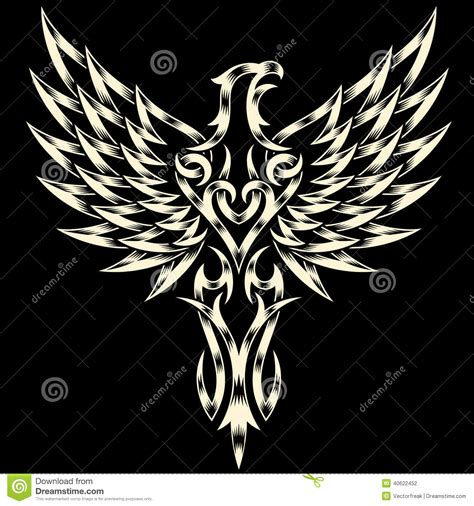 heraldic eagle stock vector image 40622452