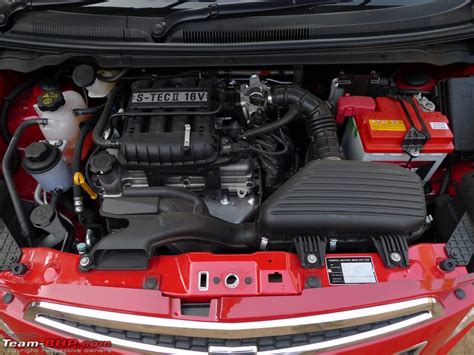 Kaliper Beat Thailand 2 Piston Quality chevrolet beat test drive review team bhp