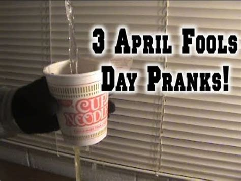 3 simple april fools day pranks