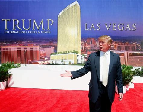 donald trump las vegas las vegas hotel workers call for boycott of all trump
