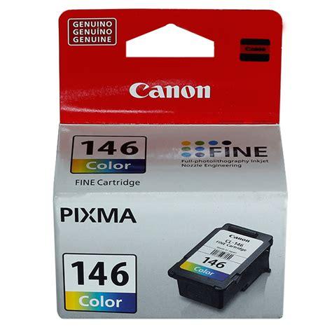 Tinta Canon Cl 41 Color Original tinta canon cl 146 color alkosto tienda