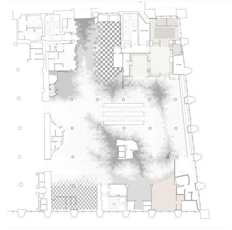 Selfridges London Floor Plan | marble floor selfridges jamie fobert architects