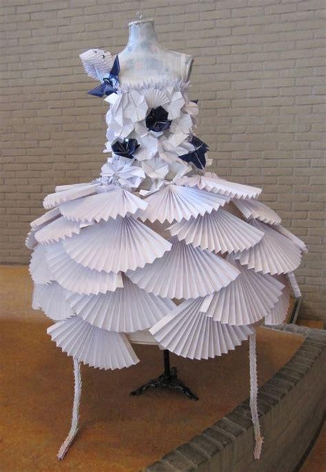 Origami Costume - 35 exciting origami artworks tutorialchip