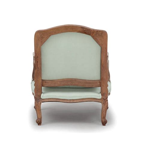 rochelle french armchair rochelle french armchair eau de nil by within home