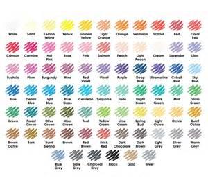 crayola color list color escapes premium 72 ct colored pencils crayola